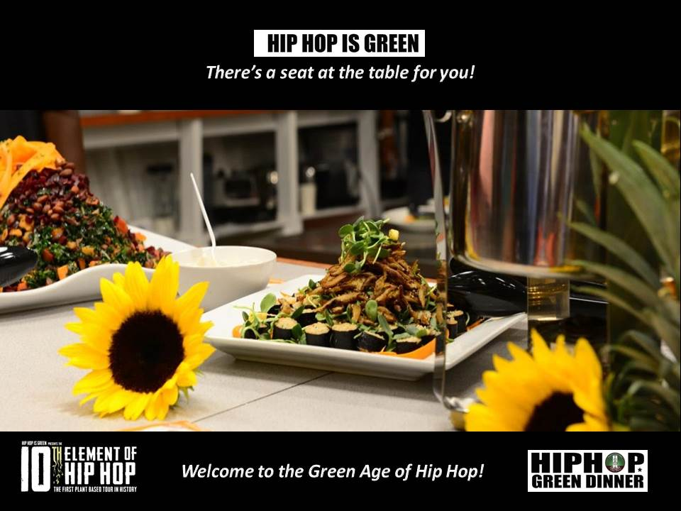 Hip Hop is Green_Promo_Deck